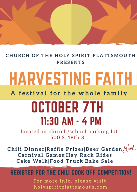 Fall Festival Coming Soon With Fun For The Whole Family St